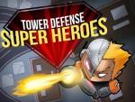 Süper Kahramanlar Kule Savunma Oyna