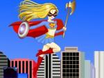 Süper Kız Giydir Oyna