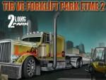 Tır ve Forklift Park Etme 2 Oyna