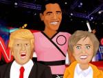 Trump mı Clinton mu?  Oyna