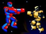 Uçan Robot Savaşı Oyna