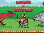 Vikingler ve Canavarlar Oyna