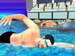 Yüzme Yarışı Oyna