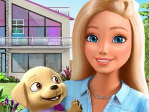 Barbie Ruya Evi Oyunu Oyna