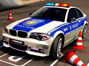 Polis Arabasi Park Etme 2 Oyunu Oyna