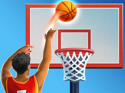 3D Basketbol Oyna