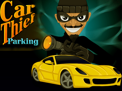 Araba Hırsızı Oyna
