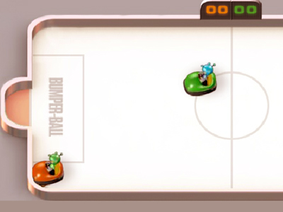 Arabalı Futbol Oyna