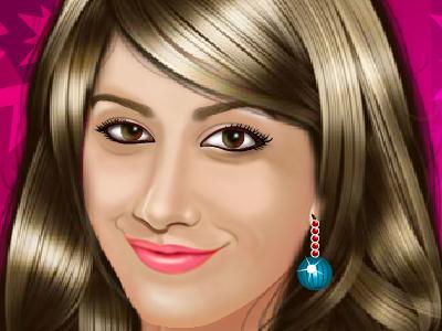 Ashley Tisdale Makyaj Oyna