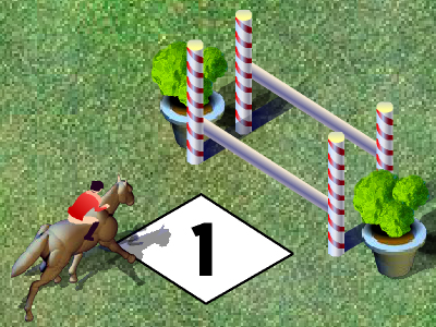 At Yarışı (Engelli) Oyna