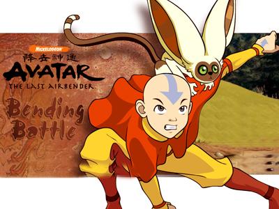 Avatar Ve Zuko Oyna