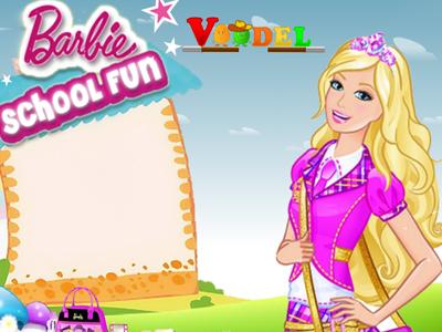 Barbi Okul Macerası  Oyna