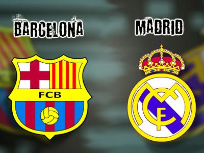Barcelona vs Real Madrid Oyna