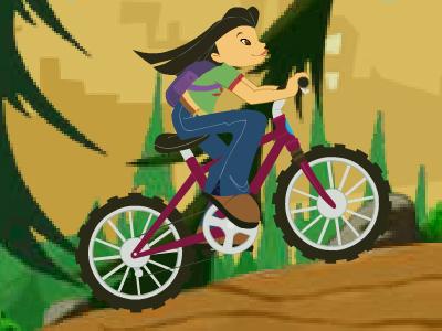 Bisiklet Kullan Oyna