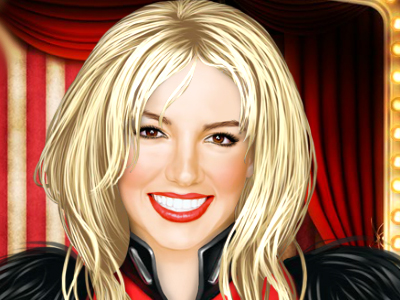Britney Spears Makyaj Oyna