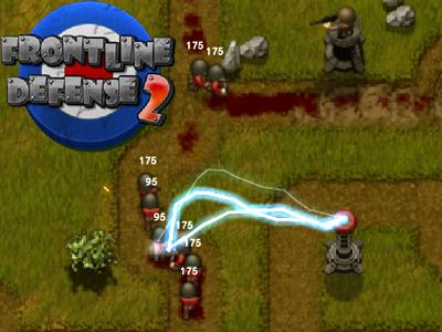 Cephe Savunması 2 Oyna