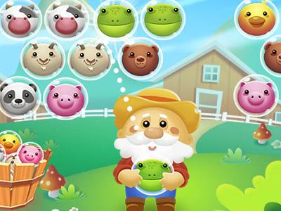 Çiftlik Balon Patlatma