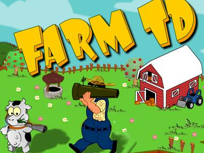 Çiftlik Savunma Oyna
