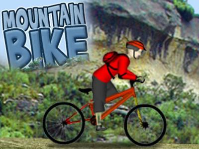 Dağ Bisikleti Oyna