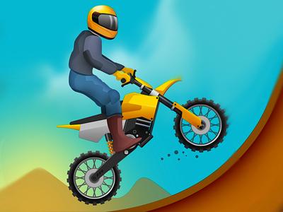 Dağ Motoru Oyna