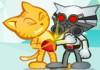 Dövüşçü Kediler Oyna