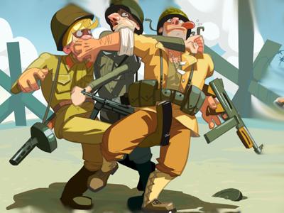 Dünya Savaşı Oyna
