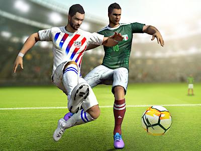 Futbol Yıldızı Oyna