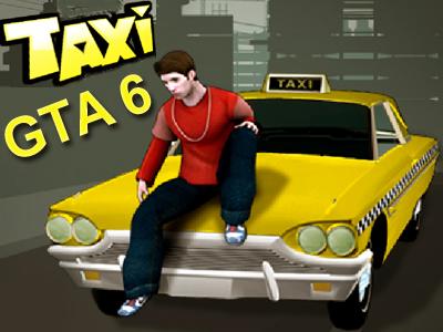 GTA 6 Taksi Oyna
