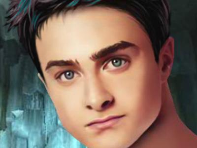 Harry Potter Makyaj Oyna