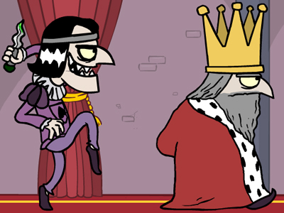 Kral Katili Oyunu Oyna