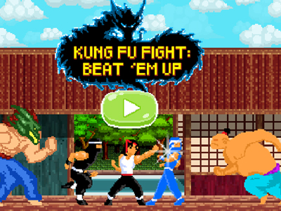 Kung Fu Dövüş Oyunu Oyna