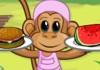 Lokantacı Maymun Oyna