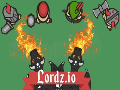 Lordz Io Oyunu Oyna