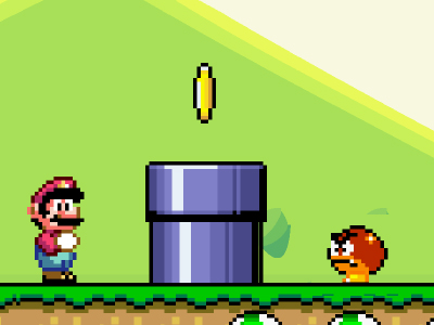 Mario Adventure Oyna