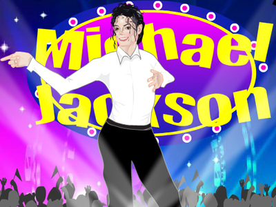 Michael Jackson Giydir Oyna