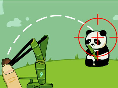 Panda Vur Oyna