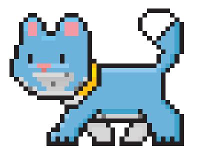 Pixel Art Boyama Oyunu Oyna