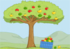 Renkli Elmalar Oyna