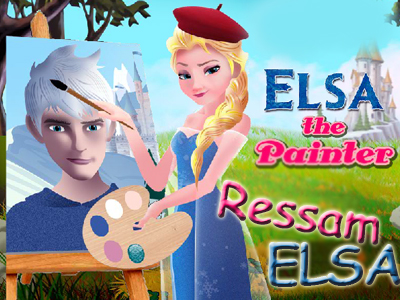 Ressam Elsa Oyna