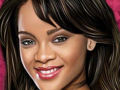 Rihanna Makyaj Oyna