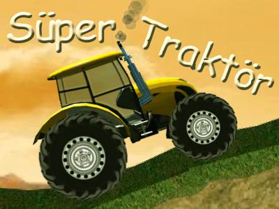 Süper Traktör Oyna