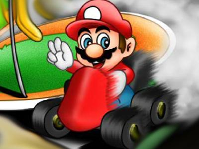 Sürücü Mario Oyna