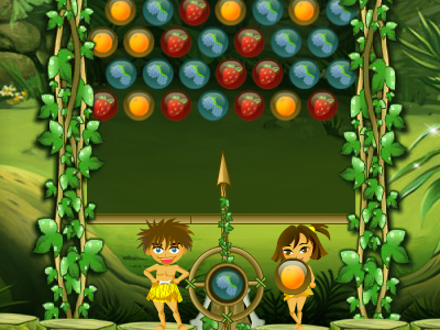 Tarzan Balon Oyna