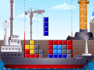 Tetris Gemi Oyna