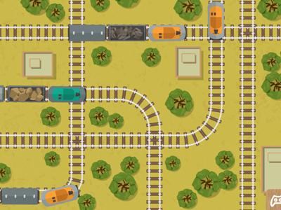 Tren Yolu Kontrol