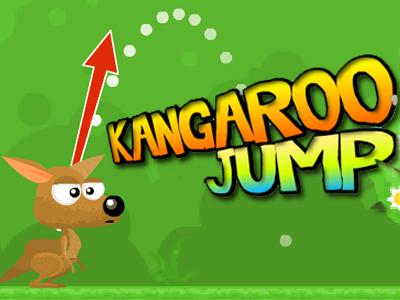 Zıplayan Kanguru Oyna